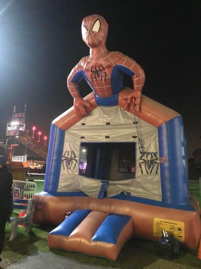 Айда в паука!