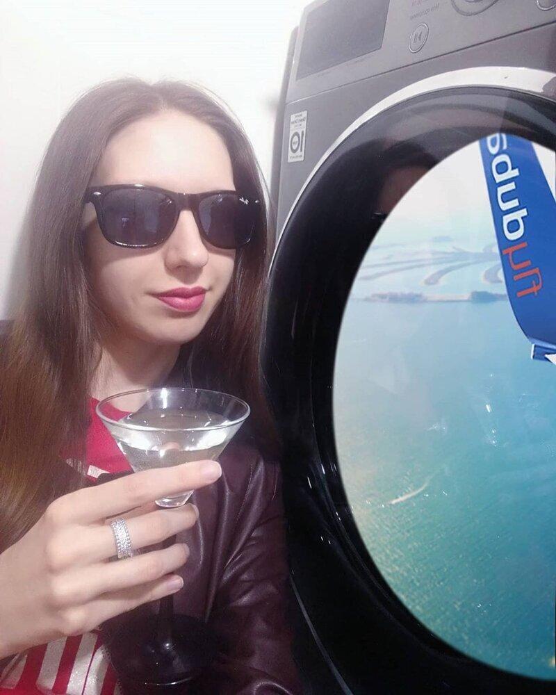 Пермский блогер с головой медведя пропагандирует виртуальные странствия
