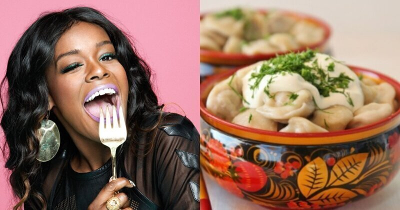 Американская рэперша охаяла русские кулинарные традиции