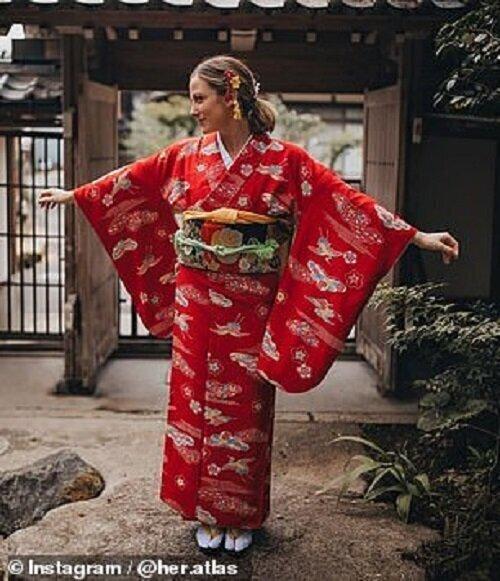 Американка ведет блог о Японии и японском доме будущего