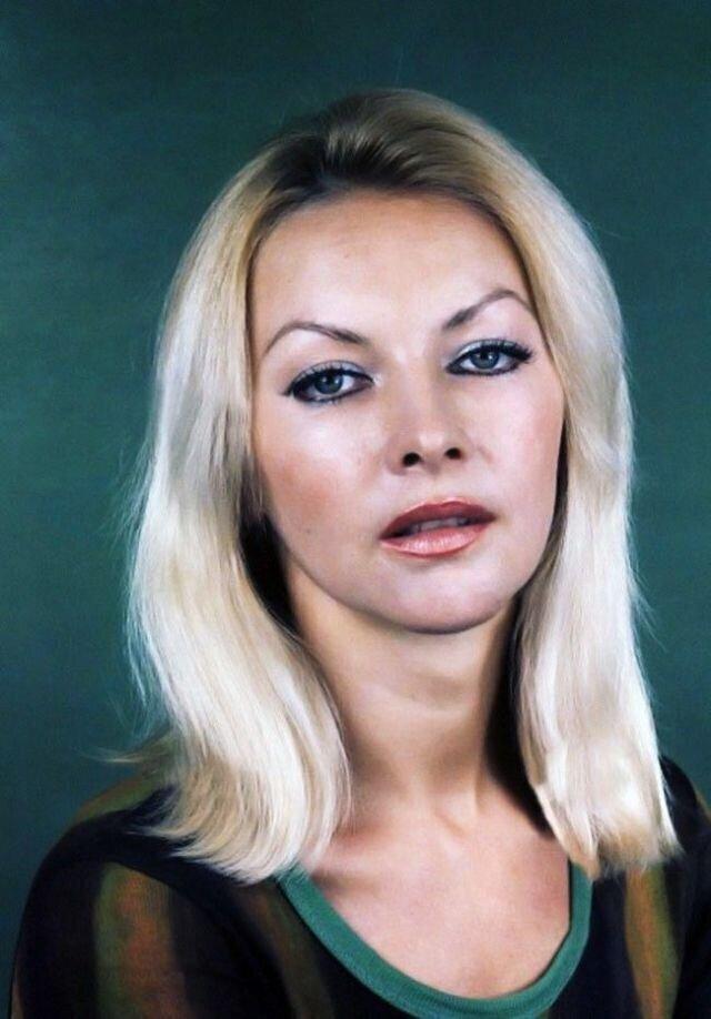 Главная блондинка социалистической Польши