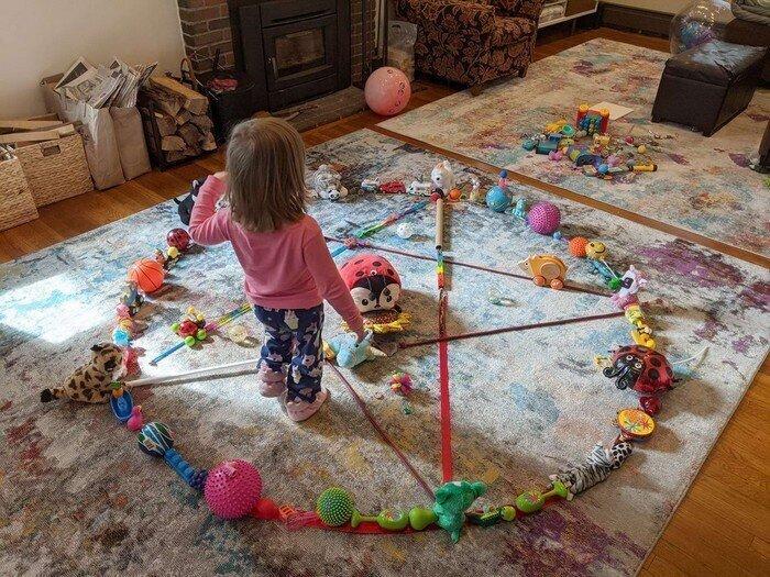 Дети в доме: спасайся, кто может