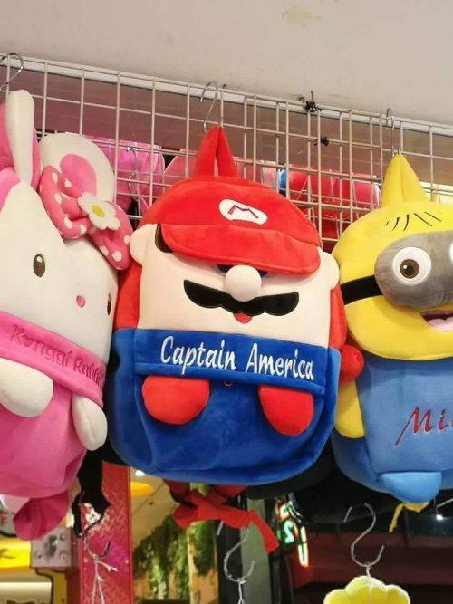 Капитан Америка на пенсии