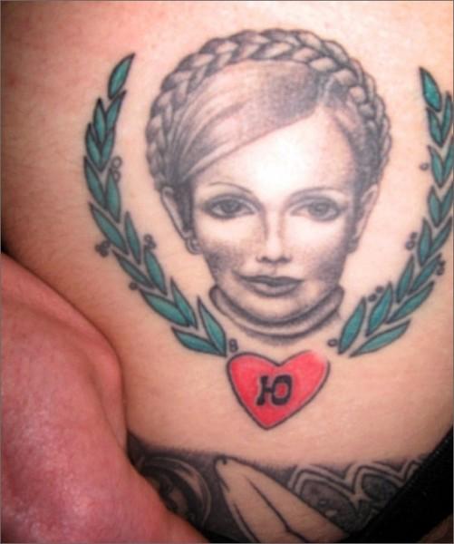 Многострадальная Тимошенко