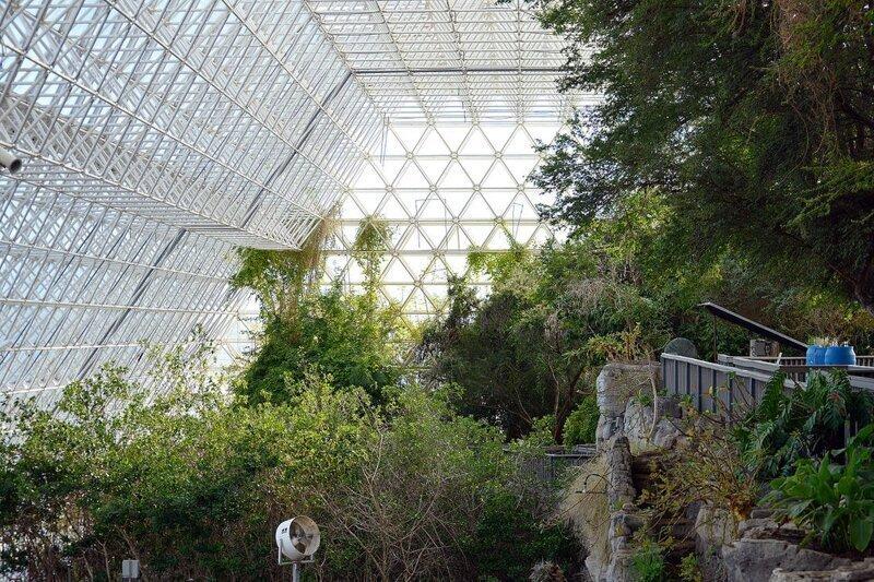 """Проект """"Биосфера-2"""": грандиозная самоизоляция XX века"""