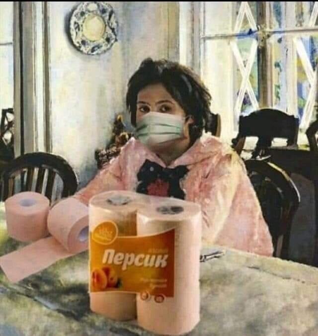 Десяток отличных твитов о пандемии