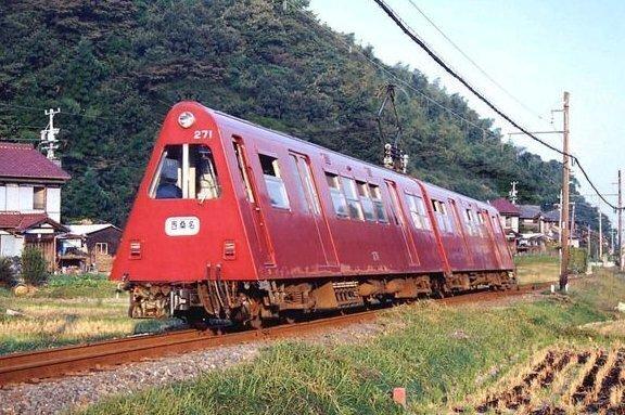 Треугольный поезд в Китае