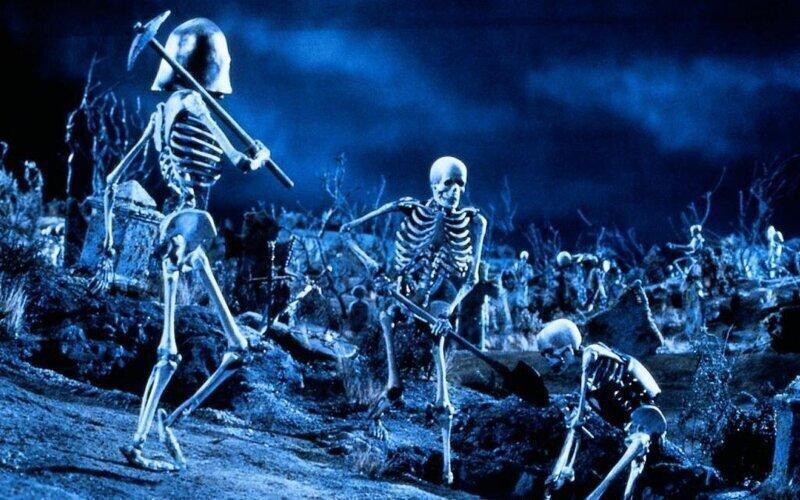 Зловещие мертвецы 3 Армия тьмы, 1992 год
