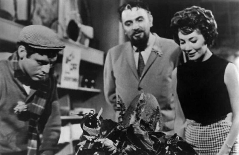 Магазинчик ужасов, 1960 год
