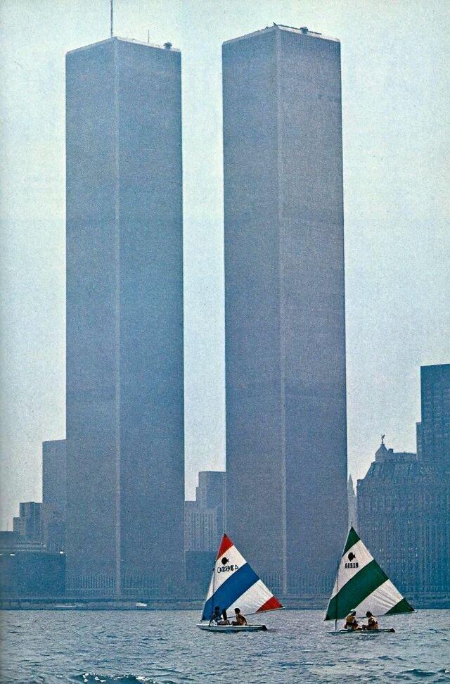 Башни-близнецы - 1978