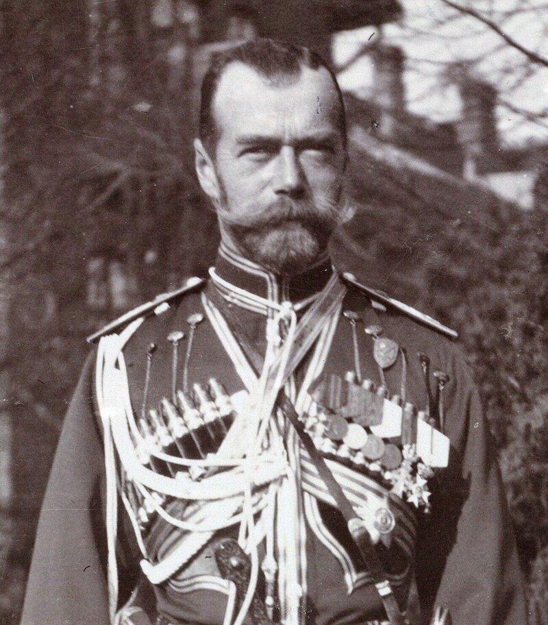 17. Последний российский император Николай II