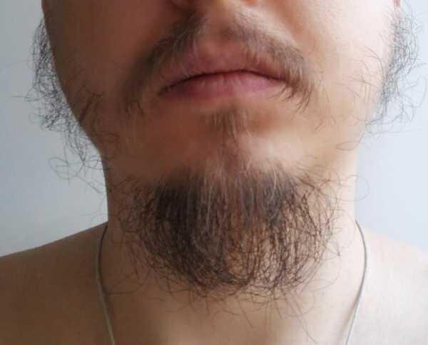 Борода не каждого делает настоящим мужчиной