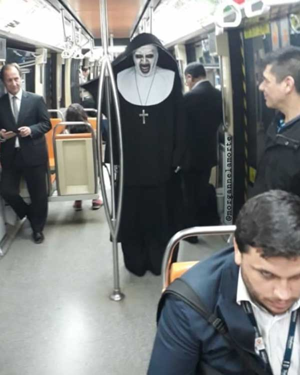 Ужасы нашего метро