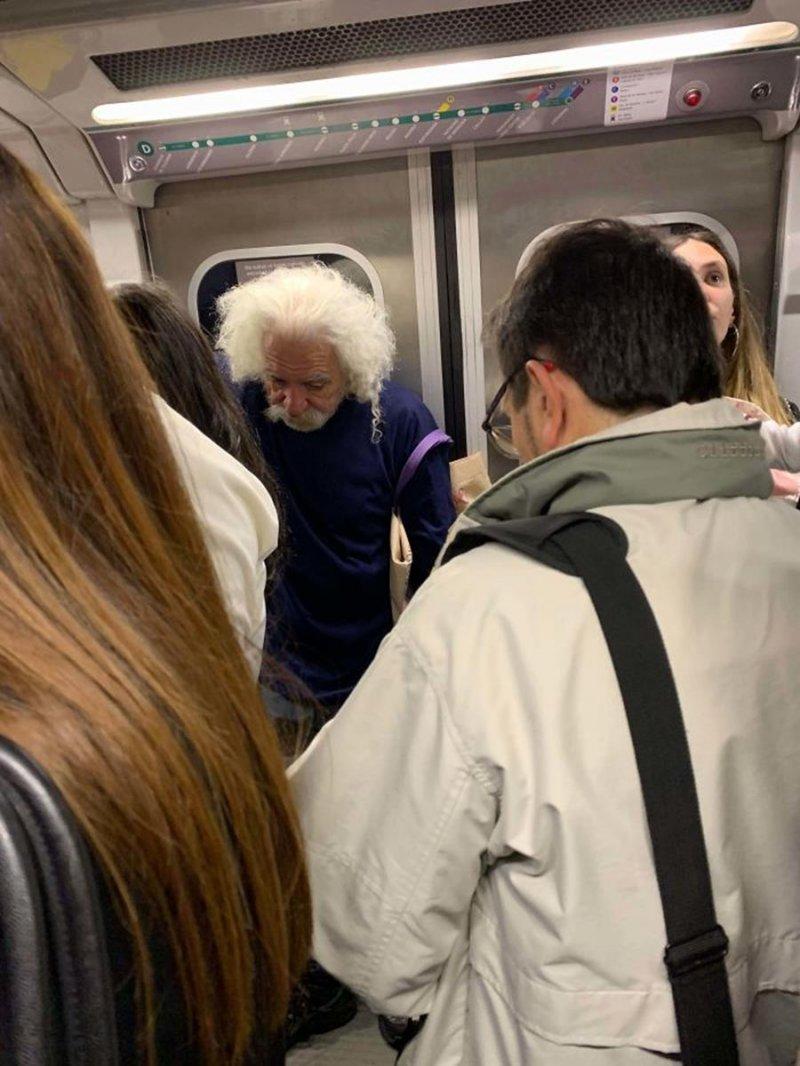 Эйнштейн: путешествия во времени на метро