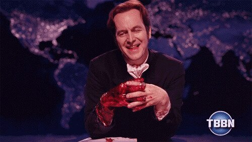 «Когда люди режут ладони до крови, а потом ведут себя как обычно. Порез будет болеть целую вечность, просто попробуйте уколоть палец, чёрт, возьми»