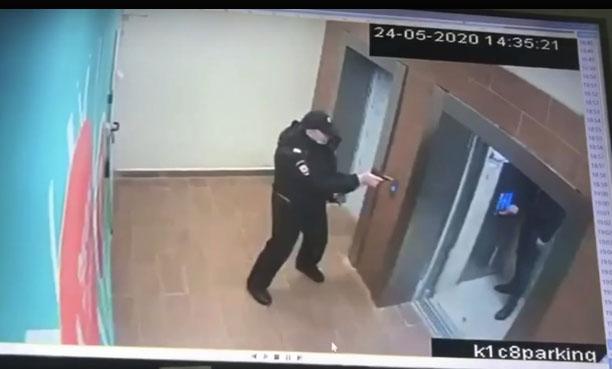 Участников вооруженной разборки в Москве оперативно задержали