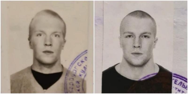 Эпатажный бодибилдер Шпак показал фотки своей юности