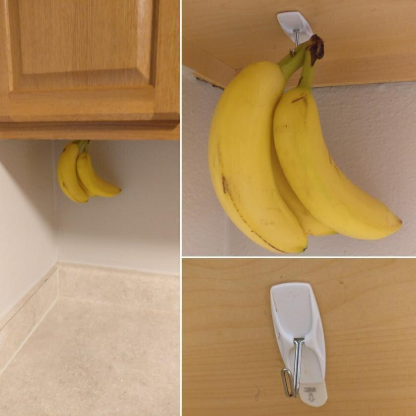Известно, что бананы не рекомендуют хранить в холодильнике.