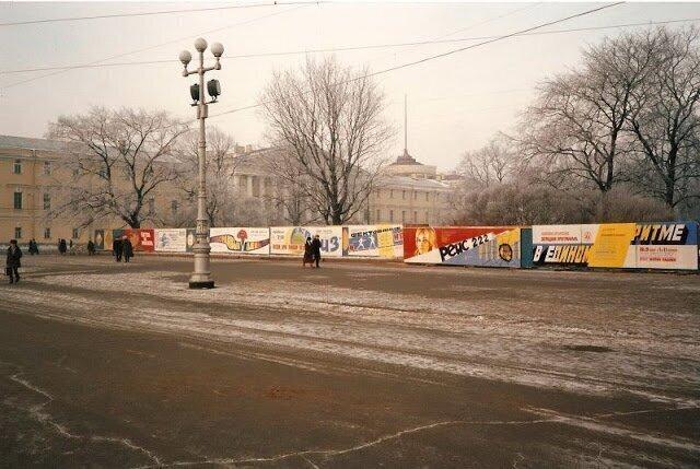 Советский Союз: зимние кадры эпохи диско