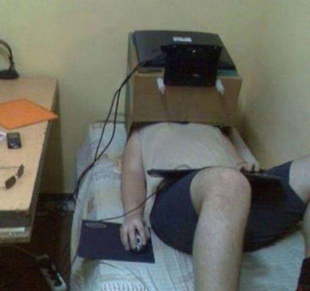 Виртуальная реальность по-домашнему