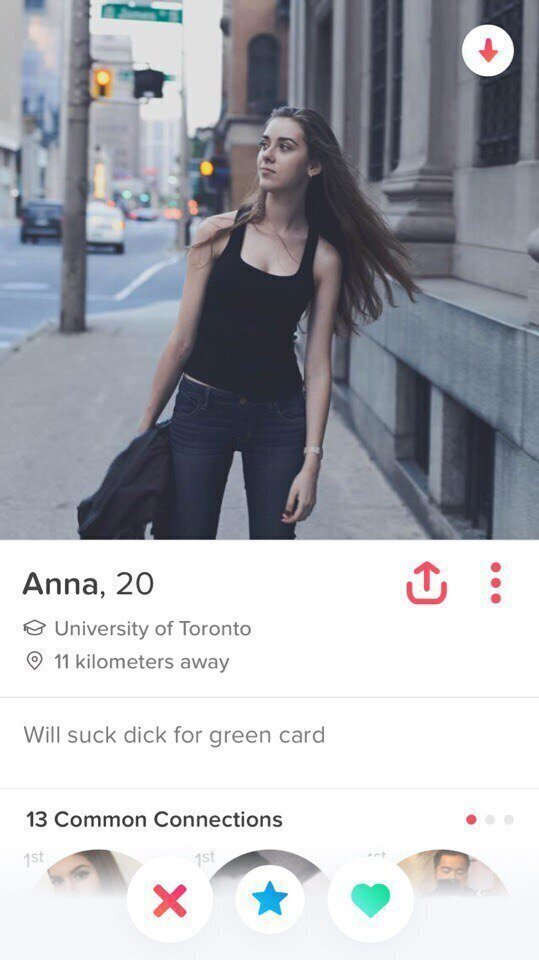 Чего ищут девушки на сайтах знакомств