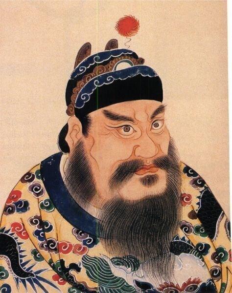 Ещё одна история о Цинь Шихуанди