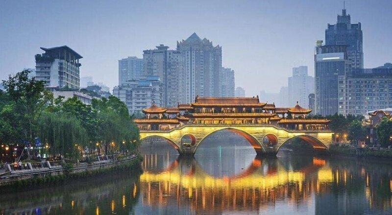 Китай: такой древний и современный