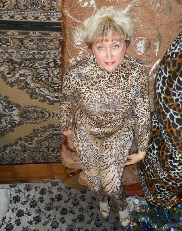 Куда же мы без леопарда?...