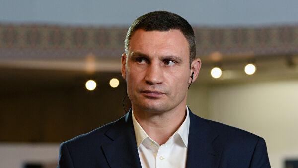 Виталий Кличко нечаянно опозорился в прямом эфире