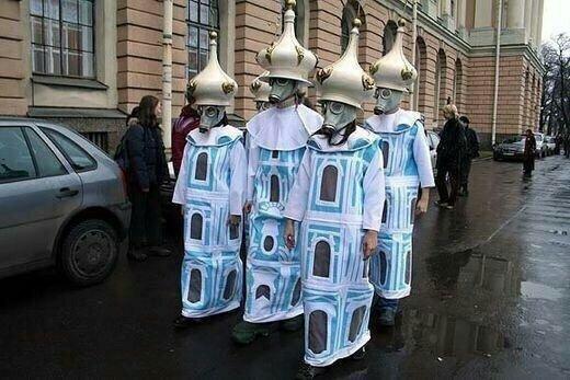Уличная мода будущего