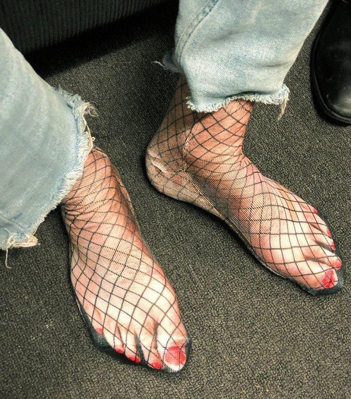 Мужские носки с выдумкой