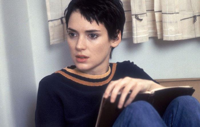"""7. Вайноне Райдер было 28 лет, когда она изобразила 18-летнюю Сюзанну Кейсен в фильме """"Прерванная жизнь"""""""