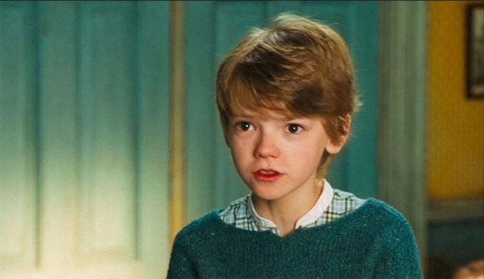 """4. Томасу Броди-Сангстеру было 14 лет, когда он сыграл 7-летнего мальчика в фильме """"Моя ужасная няня"""""""