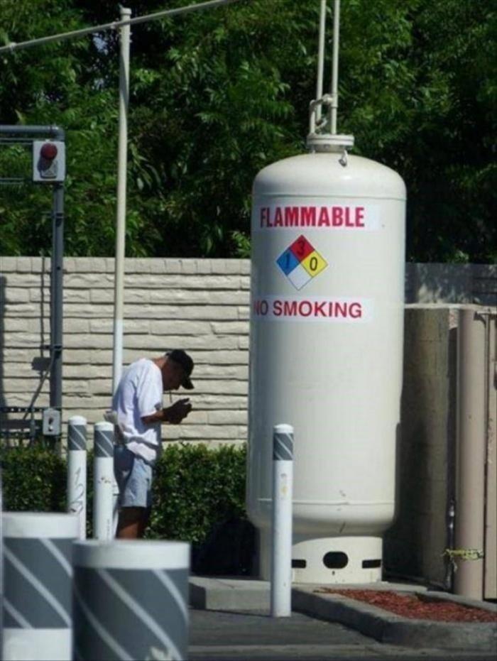 """""""Не курить!Огнеопасно!"""""""