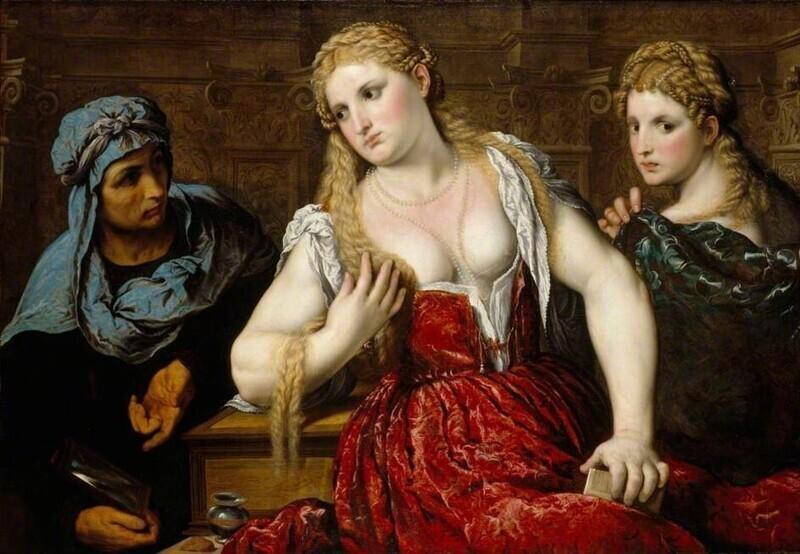 В Венеции поощрялось занятие проституцией