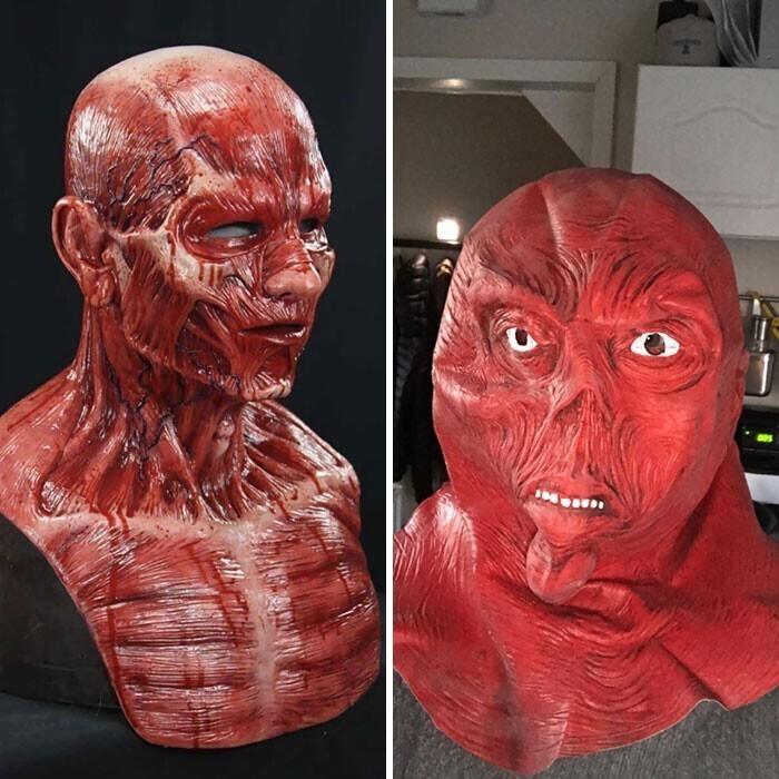 """""""Заказал онлайн силиконовую маску. Интересно, что могло пойти неправильно?"""""""