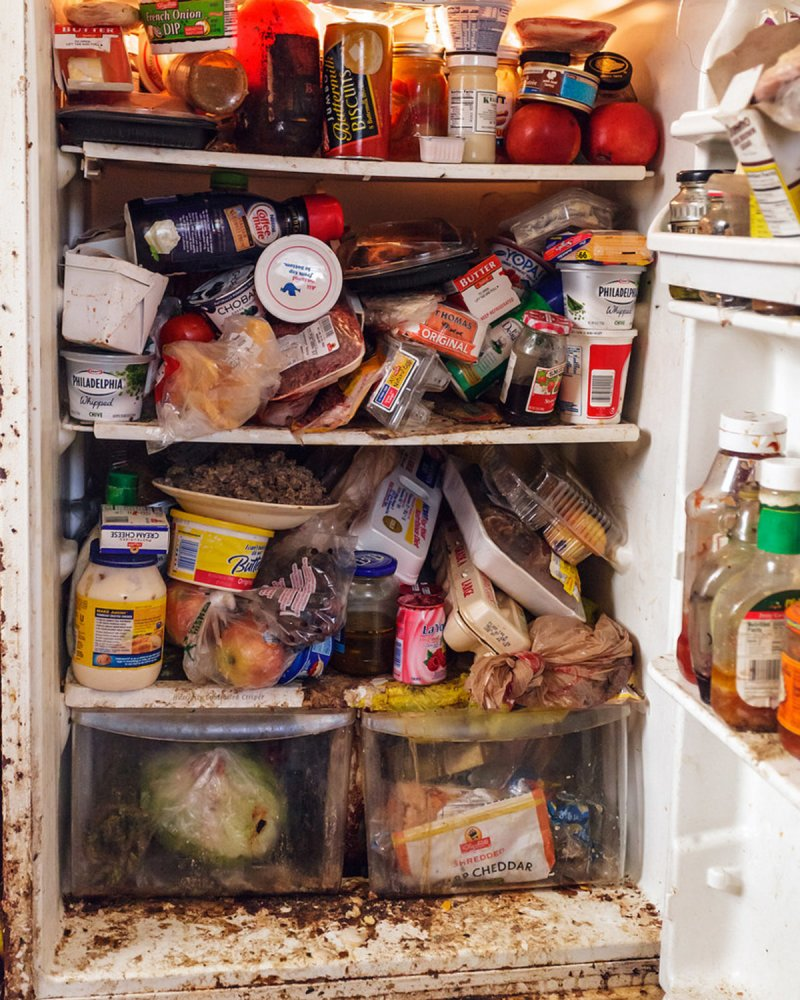 Полный холодильник - радость в доме