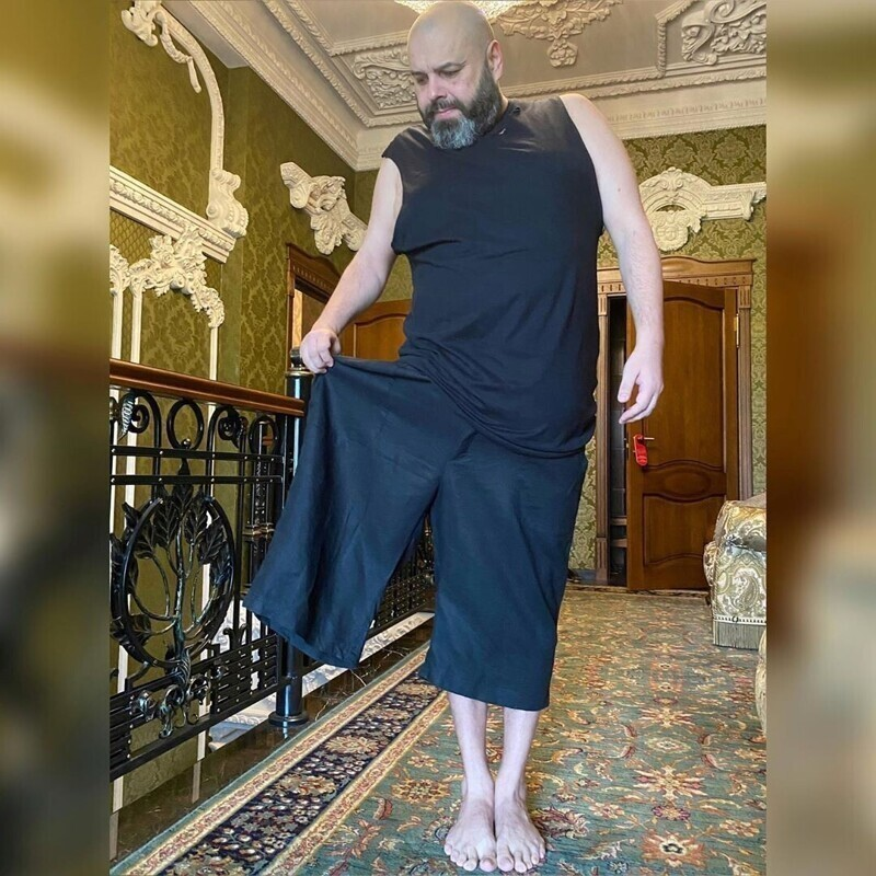 Максим Фадеев показал себя похудевшим на сто кило
