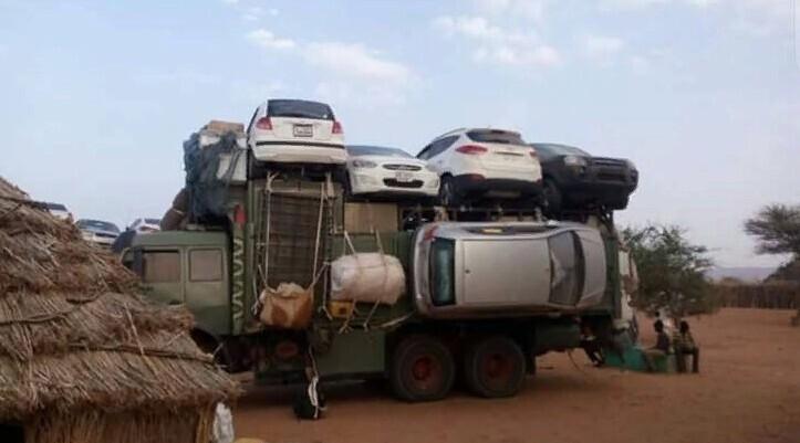 Африканские технологии торговли автомобилями