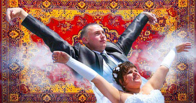 Свадебный фотошопище
