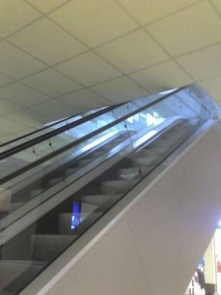 13. Эскалатор в никуда