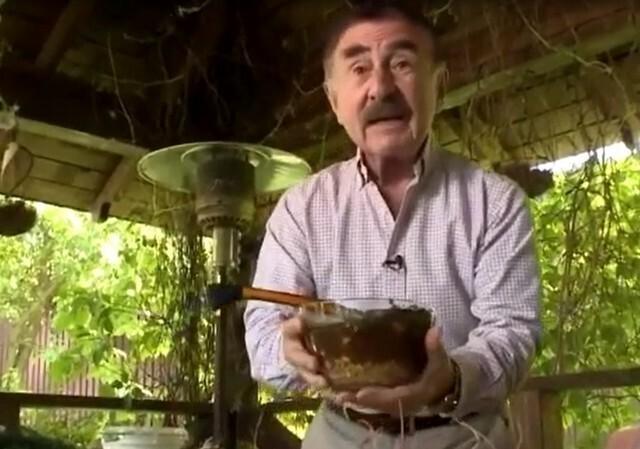 Без кваса или кефира: окрошка от Каневского