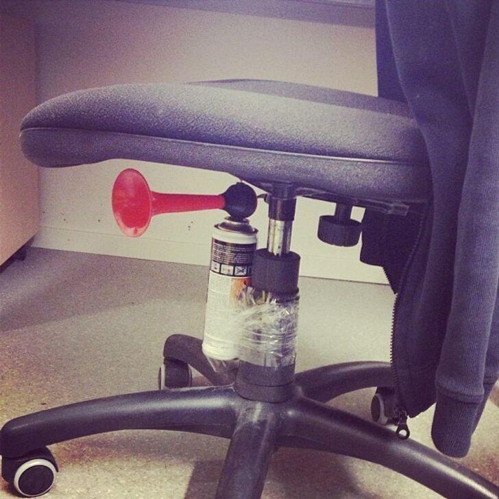 Как заставить вскочить весь офис