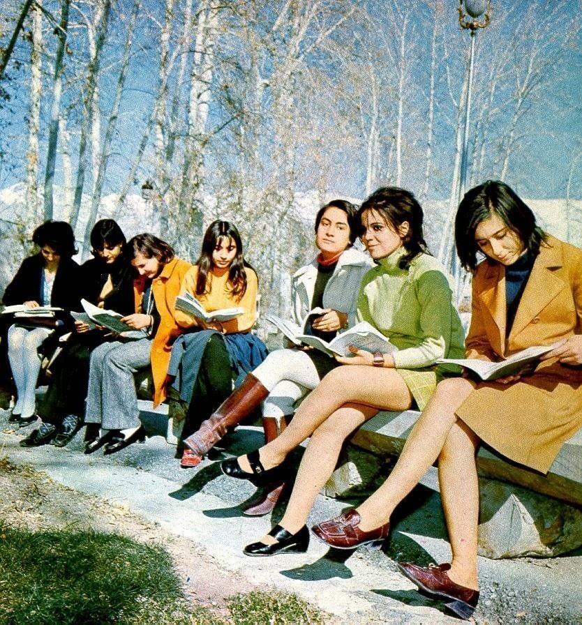 Иран, 1970-е