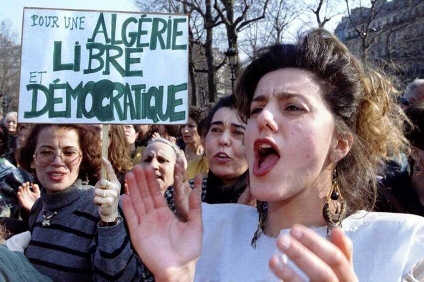 Алжир, 2020 год