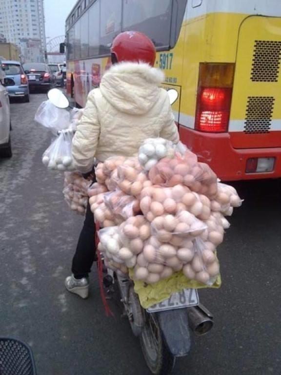 Яичный риск
