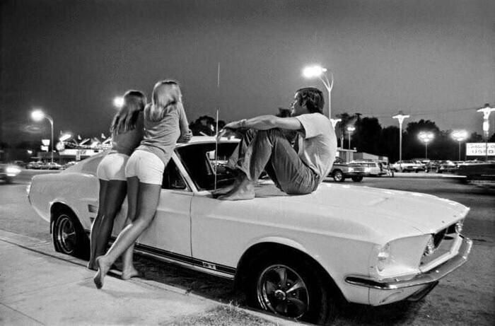 Ван-Найс, пригород Лос-Анджелеса, Калифорния, 1972 год
