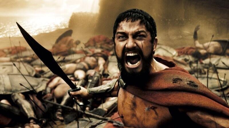 В 200 году до н. э., когда греческий город Спарта находился на пике своего могущества, у каждого спартанца было по 20 рабов