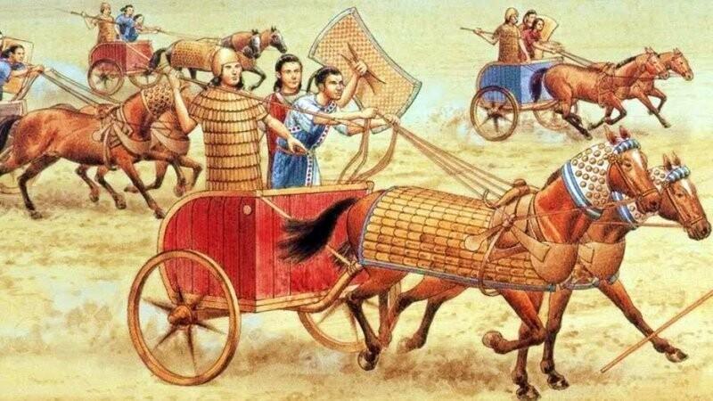 Одними из первых массово применять биологическое оружие начали ещё древние хетты. Они использовали заражённых туляремией ослов и баранов, чтобы вызвать эпидемию во вражеской армии