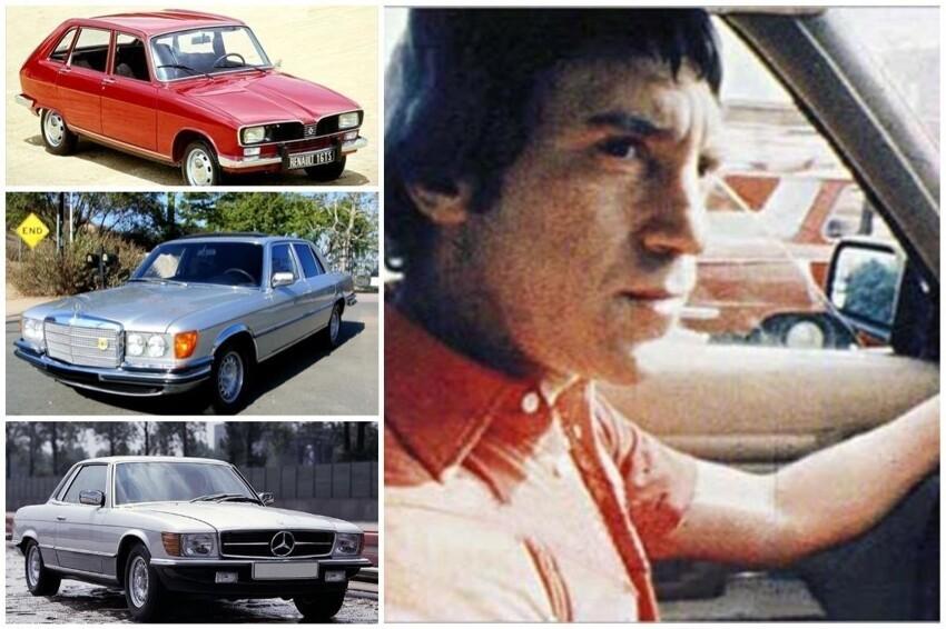 Высоцкий любил и ценил красивые автомобили